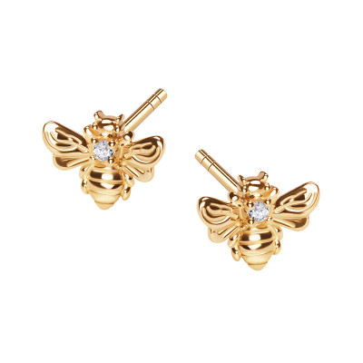 kolczyki-złote-z-cyrkoniami-pszczoła-mini--1