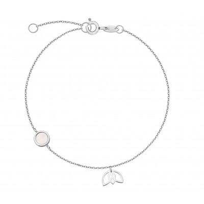 magnolia-bransoletka-z-białego-złota-z-masą-perłową-1