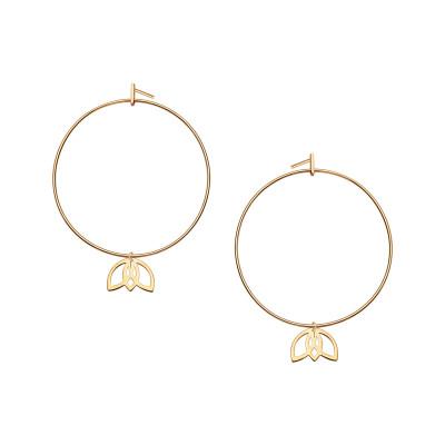 kolczyki-złote-magnolia-1