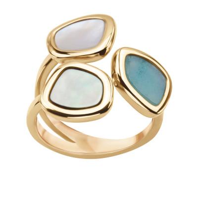 pierścionek-złoty-z-amazonitem-i-masą-perłową-1