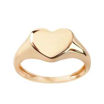 pierścionek-złoty-serce-1