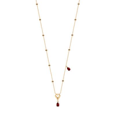 naszyjnik-złoty-z-granatami-serce-queen-of-hearts-gold--1