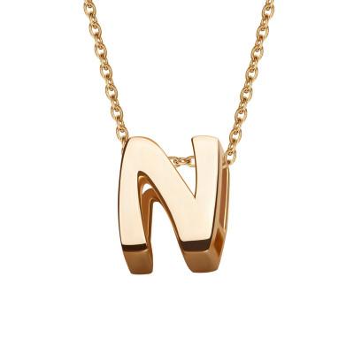 zawieszka-złota-litera-n-1