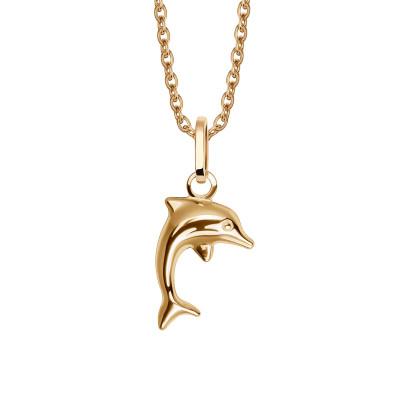 zawieszka-złota-delfin-1