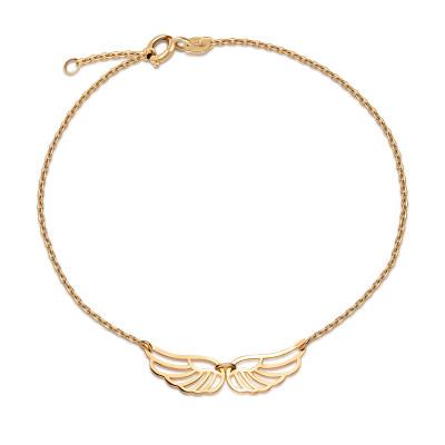 bransoletka-złota-skrzydła-1