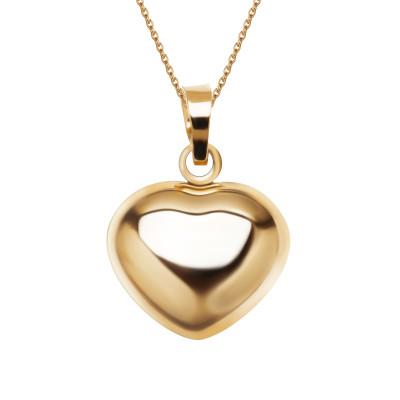 zawieszka-złota-serce-1