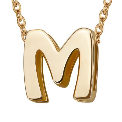 zawieszka-złota-litera-m-1