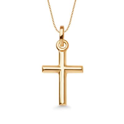 zawieszka-złota-krzyżyk-1