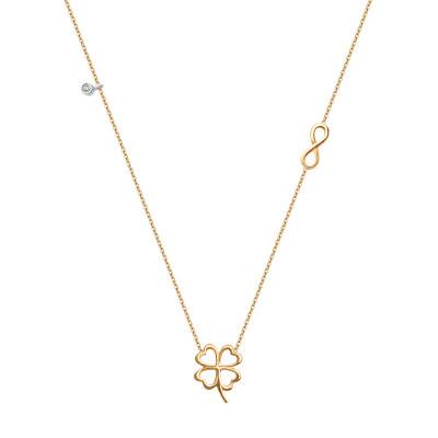 naszyjnik-złoty-z-diamentem-koniczyna-1