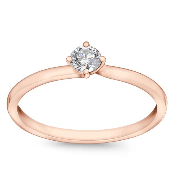Zdjęcie Valentine - pierścionek z diamentem #1