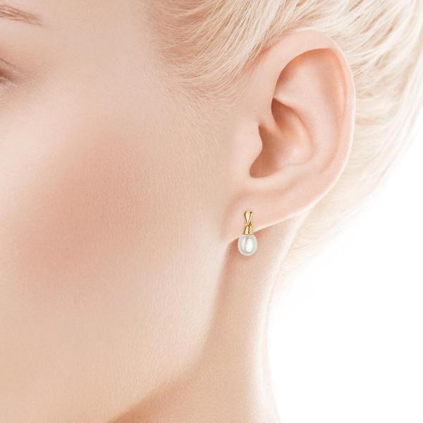 Zdjęcie Namiko - kolczyki z perłami #2