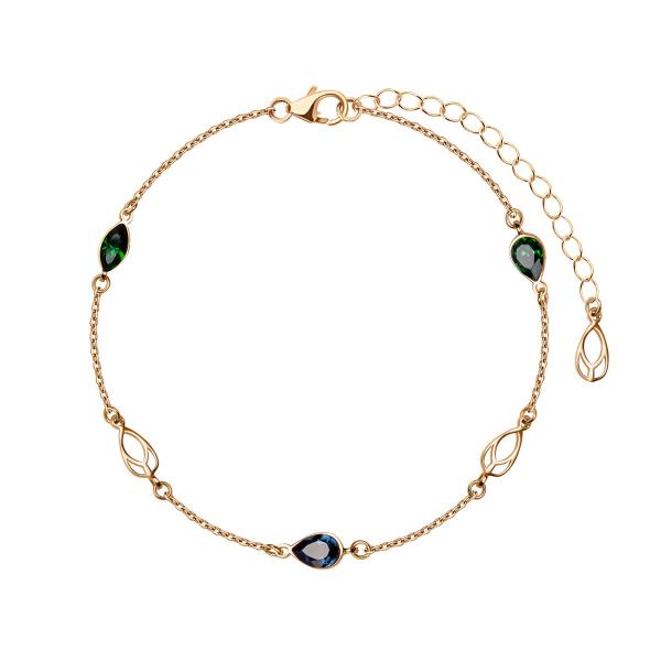 bransoletka-pozłacana-z-kryształami-pavoni-1