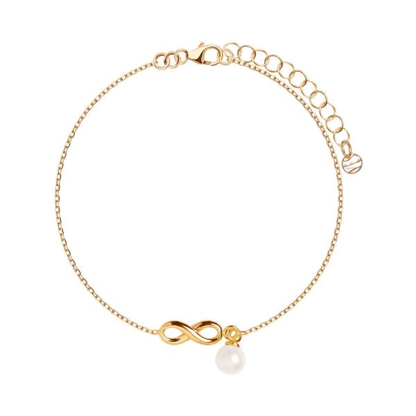 bransoletka-pozłacana-z-perłą-nieskończoność-pearls--1