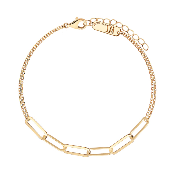 chains-bransoletka-srebrna-pokryta-złotem-1
