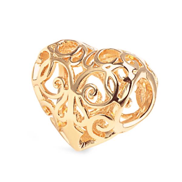 Zdjęcie Dots - zawieszka srebrna pokryta złotem #1
