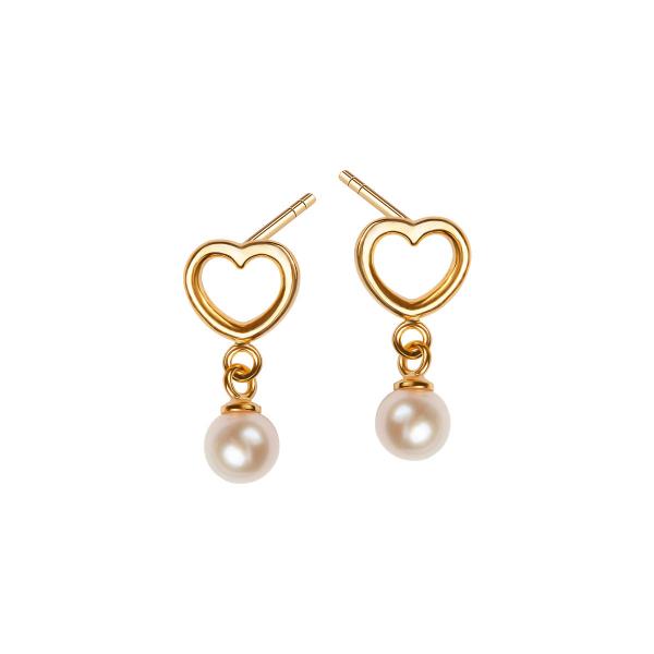 kolczyki-pozłacane-z-perłami-serce-pearls--1
