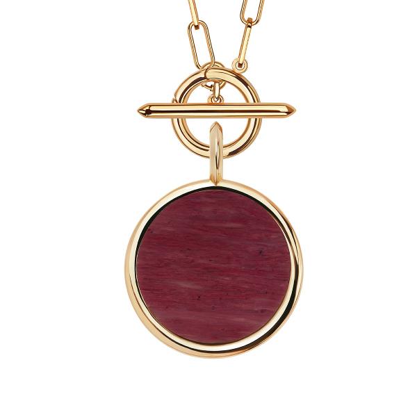 medaliony-zawieszka-srebrna-pokryta-złotem-z-rodonitem-1