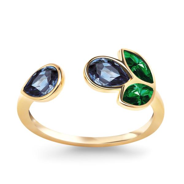 Zdjęcie Pavoni - Srebrny pierścionek #1