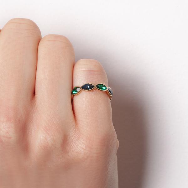 pierścionek-pozłacany-z-kryształami-pavoni-2