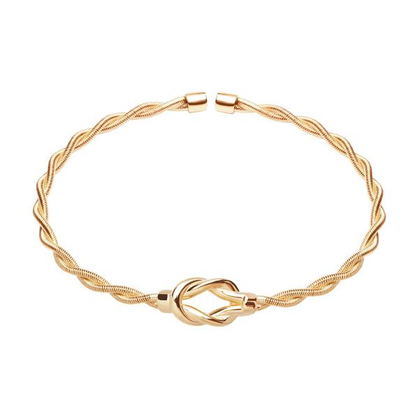 simple-bransoletka-srebrna-pokryta-złotem-1