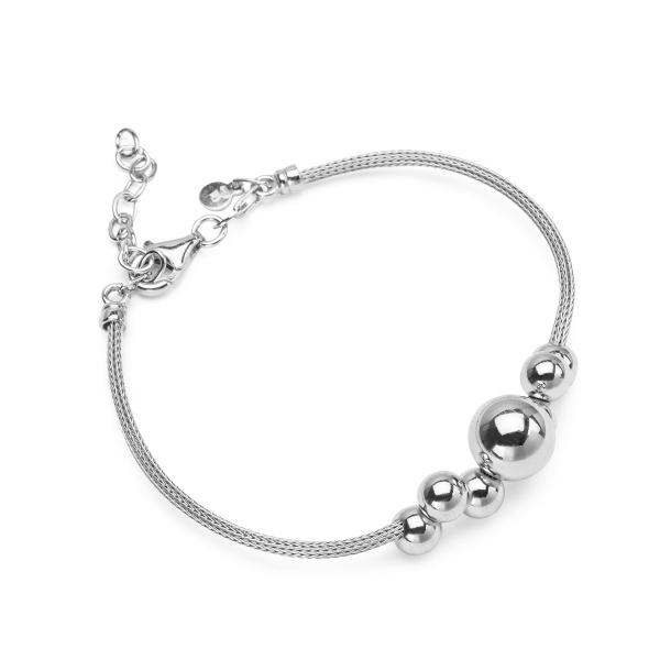 Zdjęcie Simple - bransoletka srebrna #1