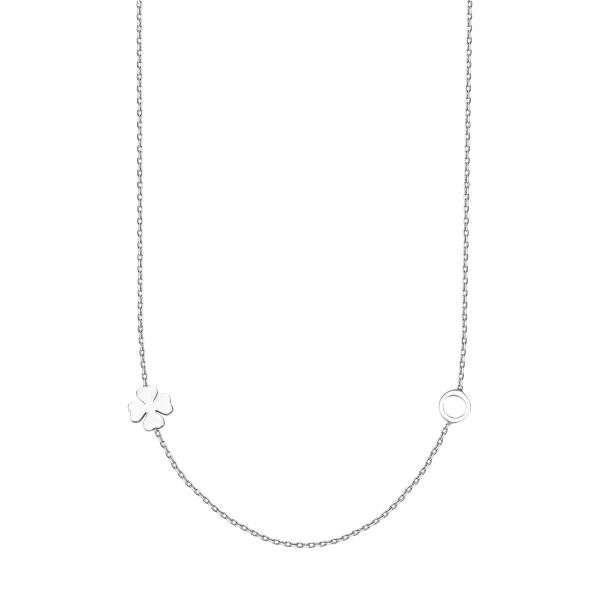 Zdjęcie Simple - naszyjnik srebrny #1