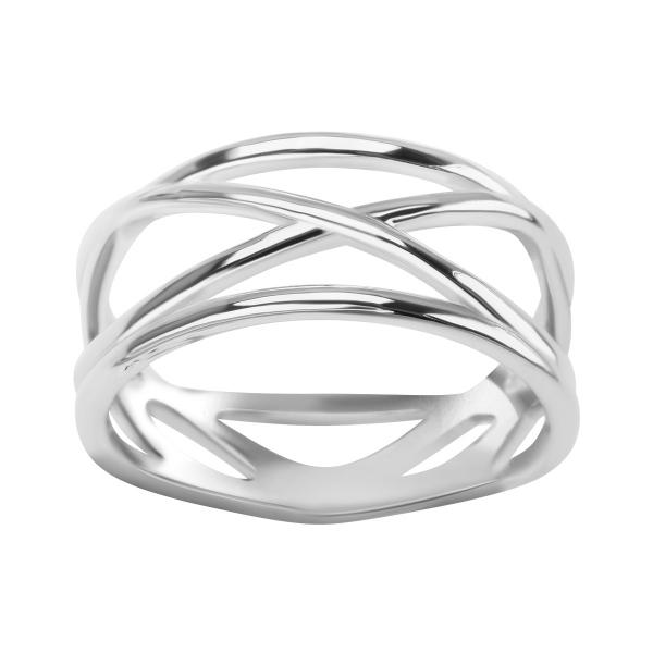 Zdjęcie Simple - pierścionek srebrny #1