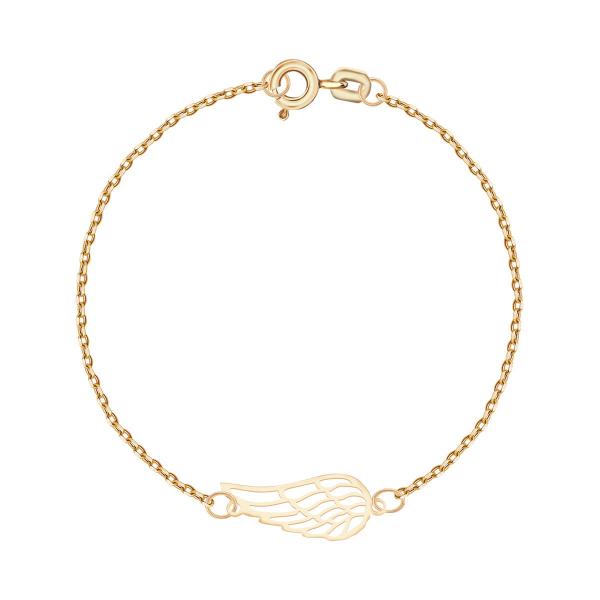 bransoletka-pozłacana-skrzydło-1