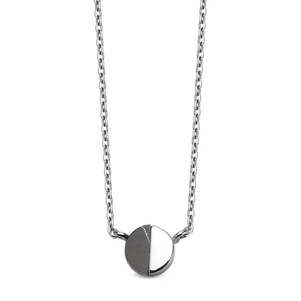 Zdjęcie Talisman - srebrny naszyjnik #1