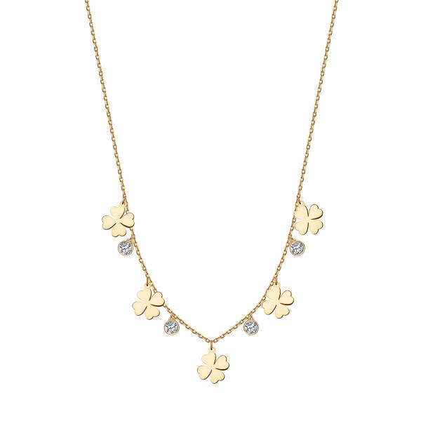 naszyjnik-srebrny-pokryty-złotem-z-cyrkoniami-koniczyny-1