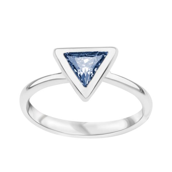 Zdjęcie Sunshine - pierścionek ze srebra ze szkłem #1