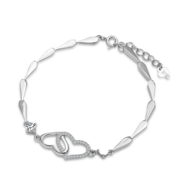 Zdjęcie Unique - srebrna bransoletka #1