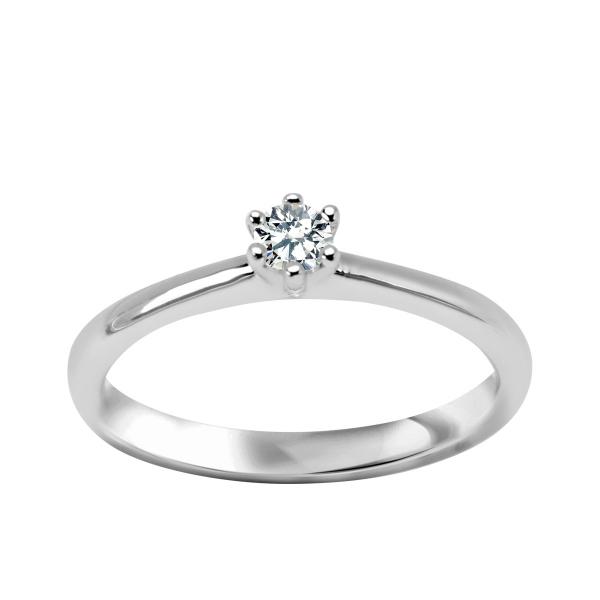 Zdjęcie Unique - srebrny pierścionek #1