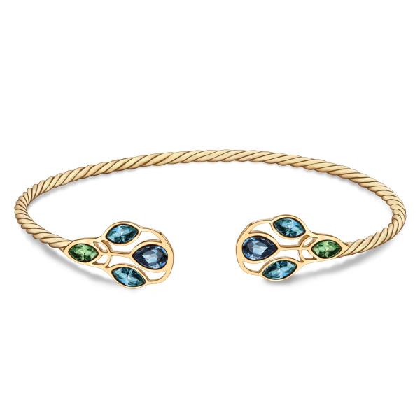 pavoni-bransoletka-srebrna-pokryta-złotem-z-kryształami-swarovskiego-1