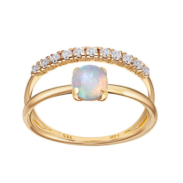cassiopeia-pierścionek-złoty-z-diamentami-i-opalem-1