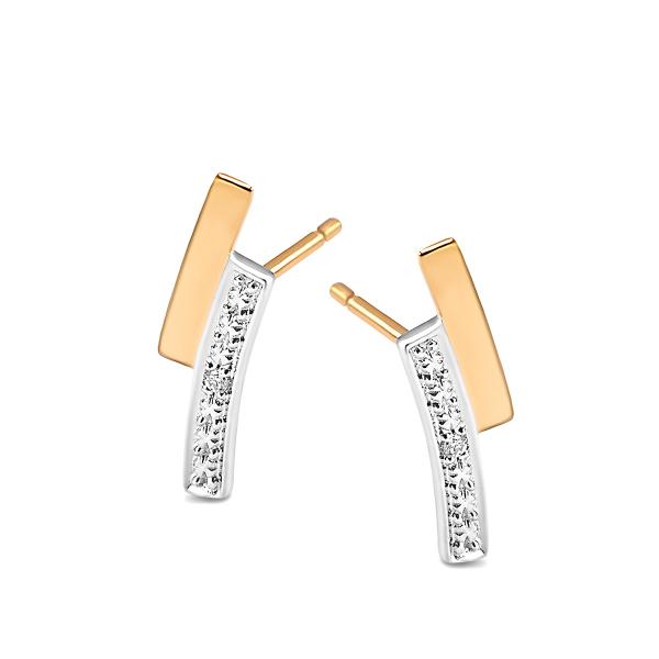 kolczyki-z-dwukolorowego-złota-1