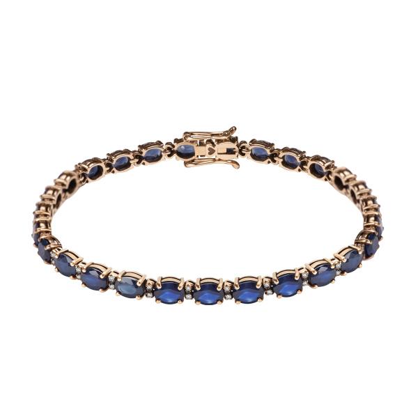 bransoletka-złota-z-diamentami-i-szafirami-kolekcja-wiktoriańska-1