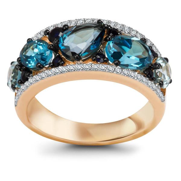 pierścionek-złoty-z-diamentami-i-topazami-1