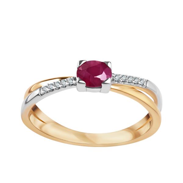 pierścionek-z-dwukolorowego-złota-z-diamentami-i-rubinem--1