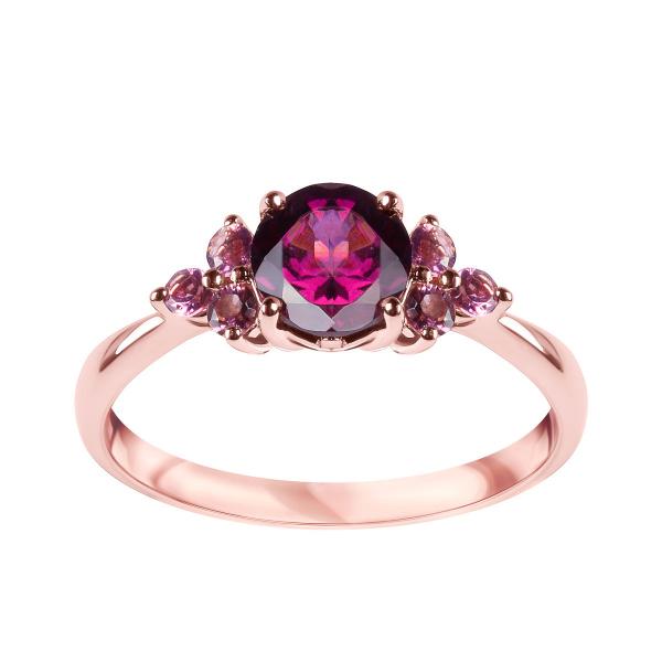 pierścionek-z-różowego-złota-z-rodolitem-i-turmalinami-passion-1