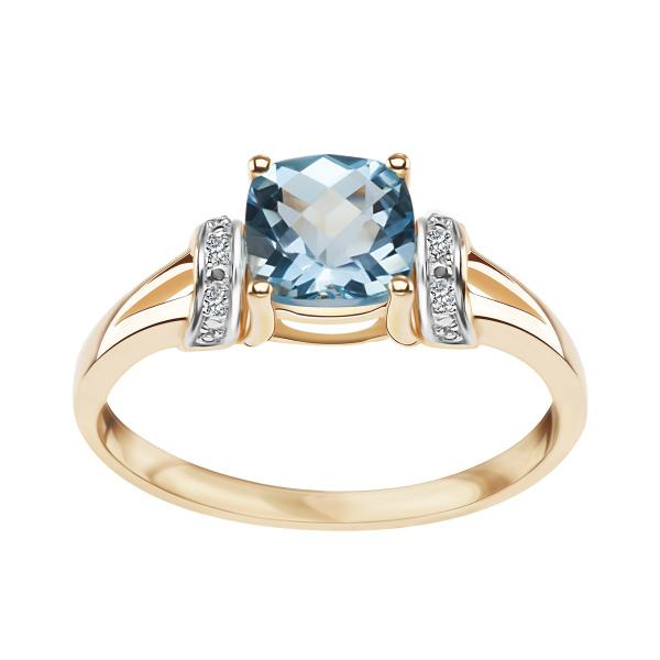 pierścionek-z-żółtego-złota-z-diamentami-i-topazem--1