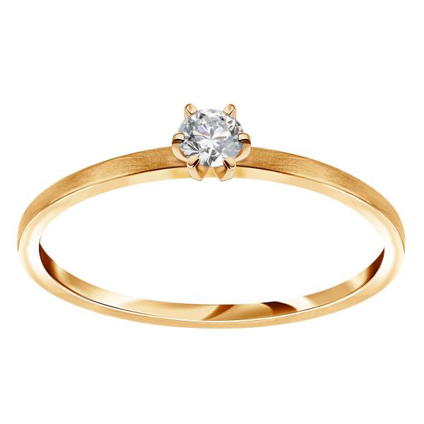 pierścionek-złoty-satynowany-z-diamentem-lotos-1