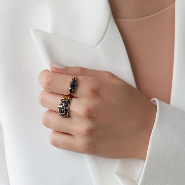 pierścionek-złoty-z-szafirami-kolekcja-wiktoriańska--2
