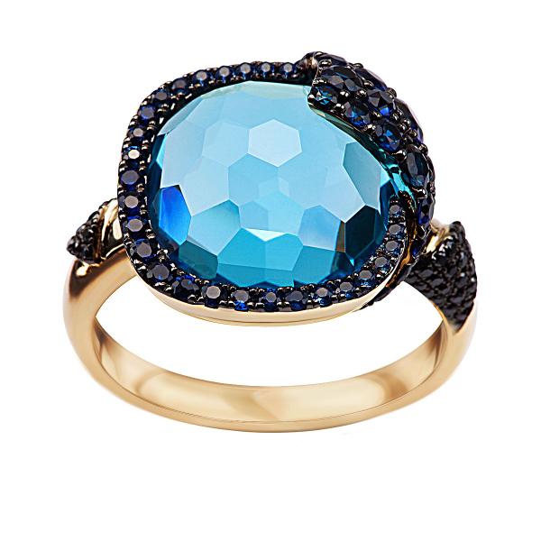 pierścionek-złoty-z-topazem,-szafirami-i-diamentami-1