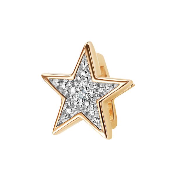 Zdjęcie Zawieszka złota z diamentami #1