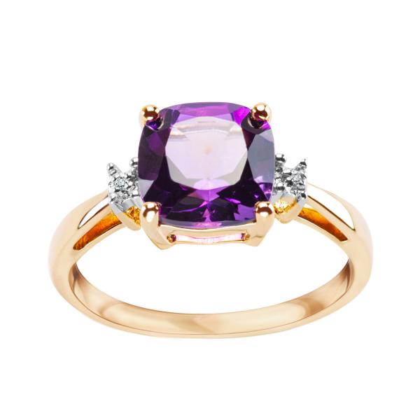 pierścionek-złoty-z-diamentami-i-ametystem-1