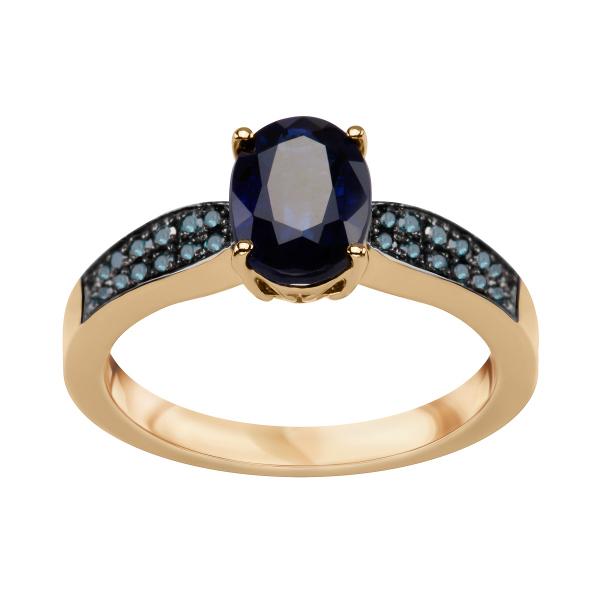 pierścionek-złoty-z-diamentami-i-kyanitem-1