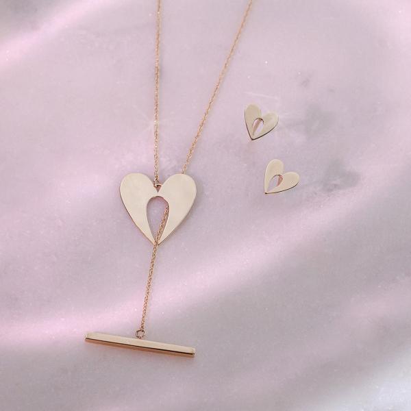 kolczyki-złote-serca-sweet-love-2