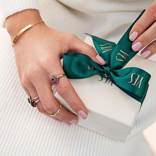 Zdjęcie YES Rings - pierścionek złoty #4