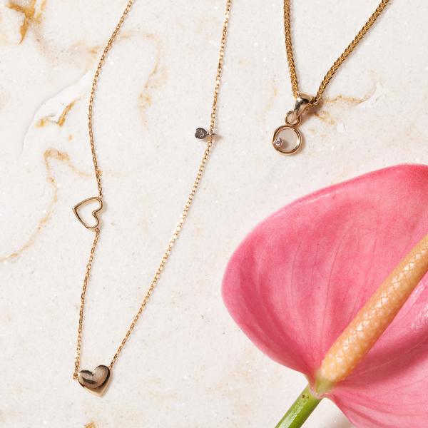 naszyjnik-złoty-z-diamentem-serce-2